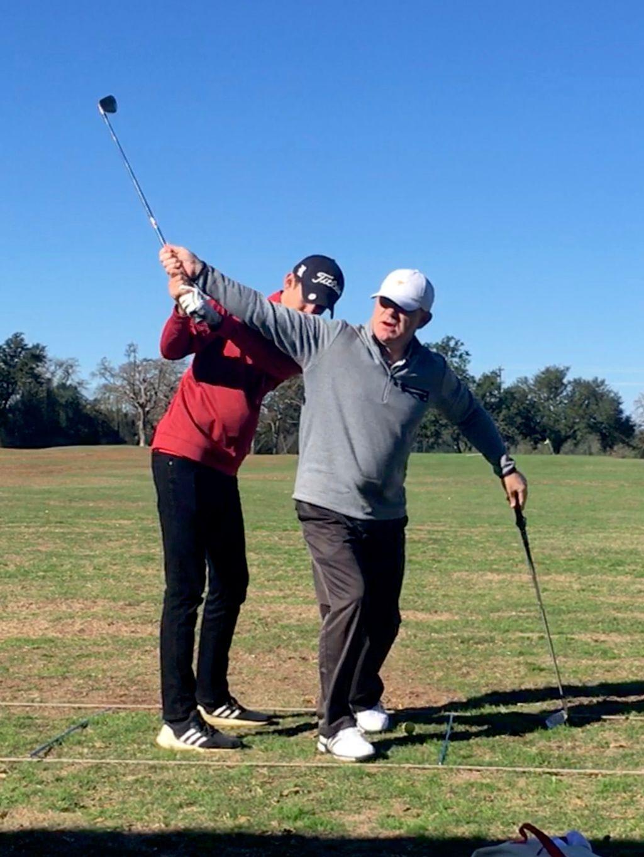 RICHIE COUGHLAN - Performance Golf Instruction
