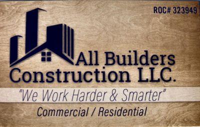 Avatar for All Builders Construction LLC Phoenix, AZ Thumbtack