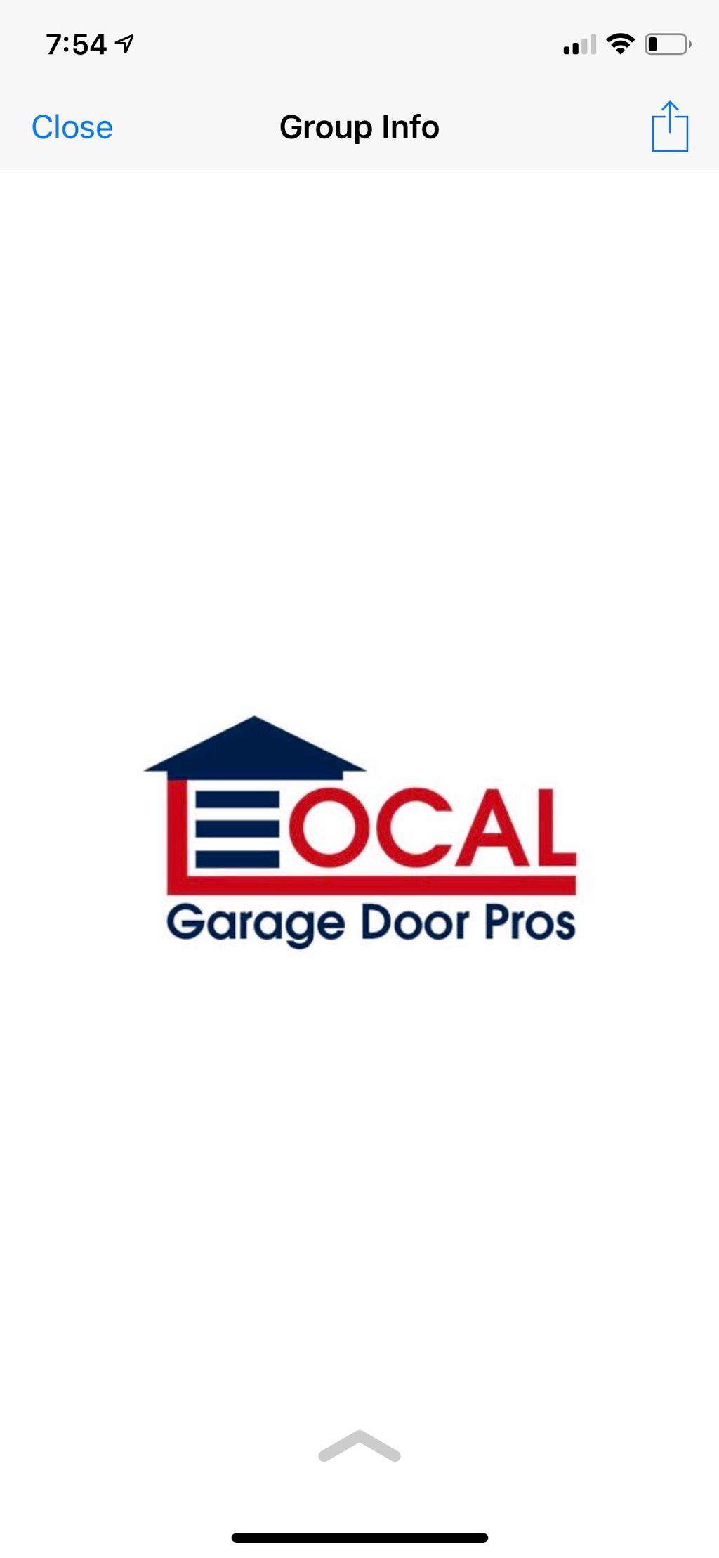 Local Garage Door Pros