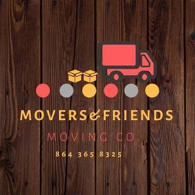 Avatar for Movers & Friends Moving Co. Greenville, SC Thumbtack