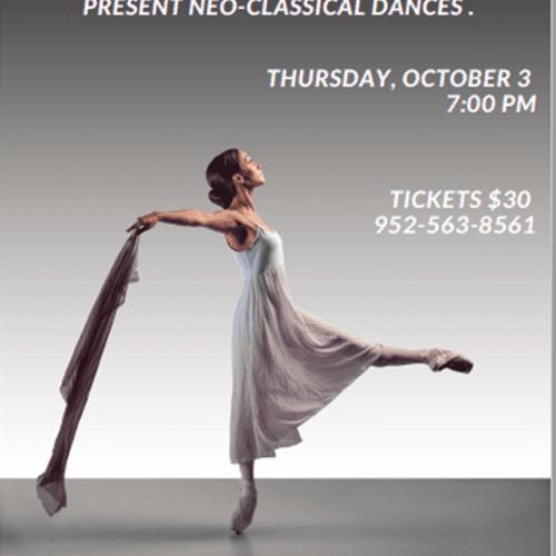 Non Profit Arts Event Poster