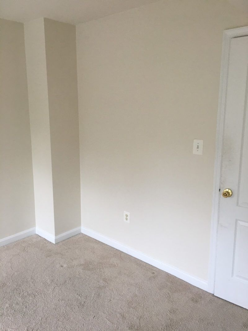 Frederick, MD - Townhouse - Interior Painting