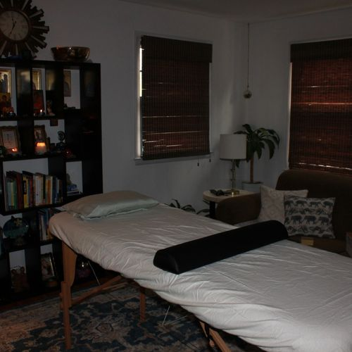 Therapy/Healing Room