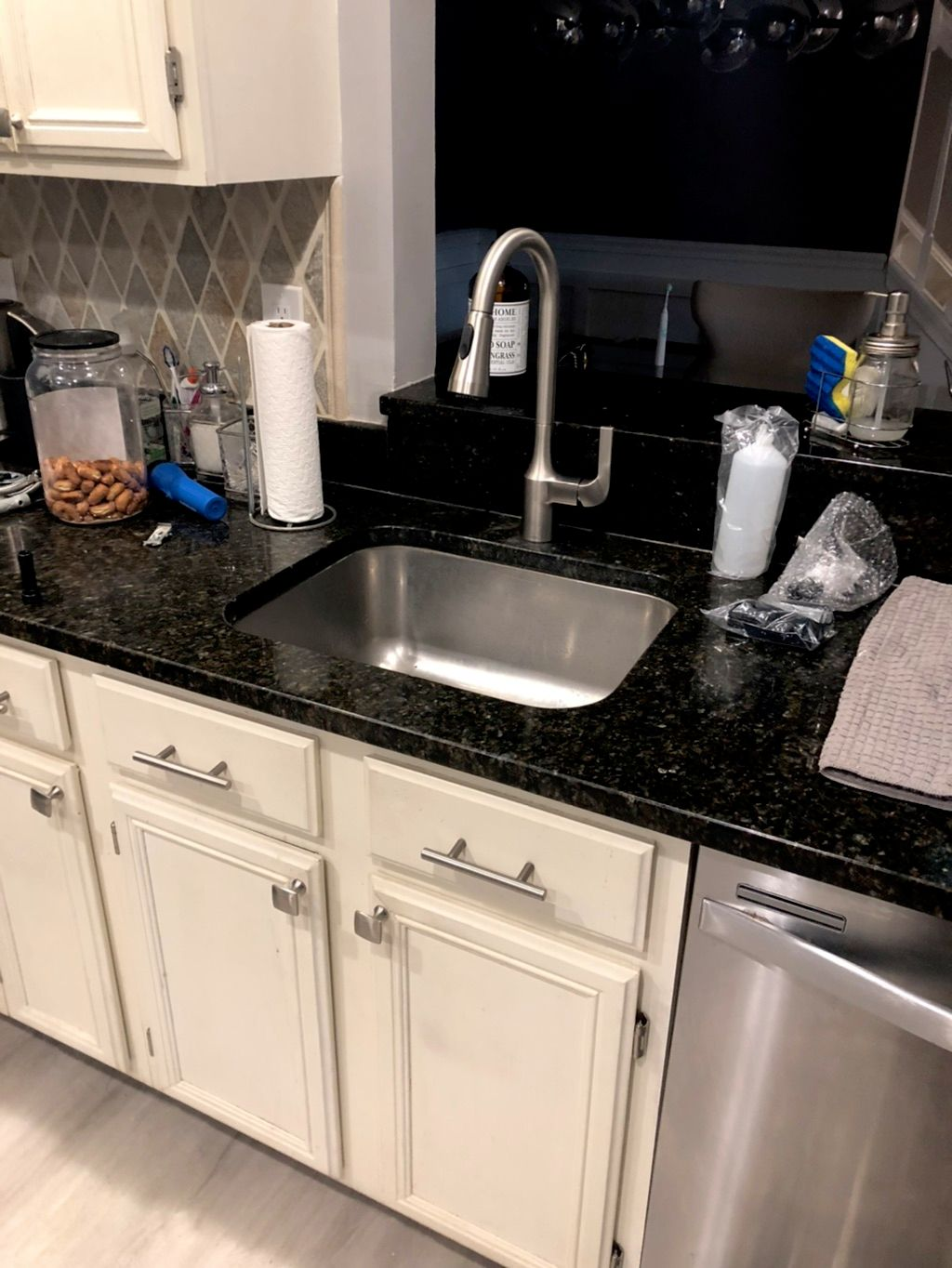 Rockville, MD - Townhouse - Faucet Installation