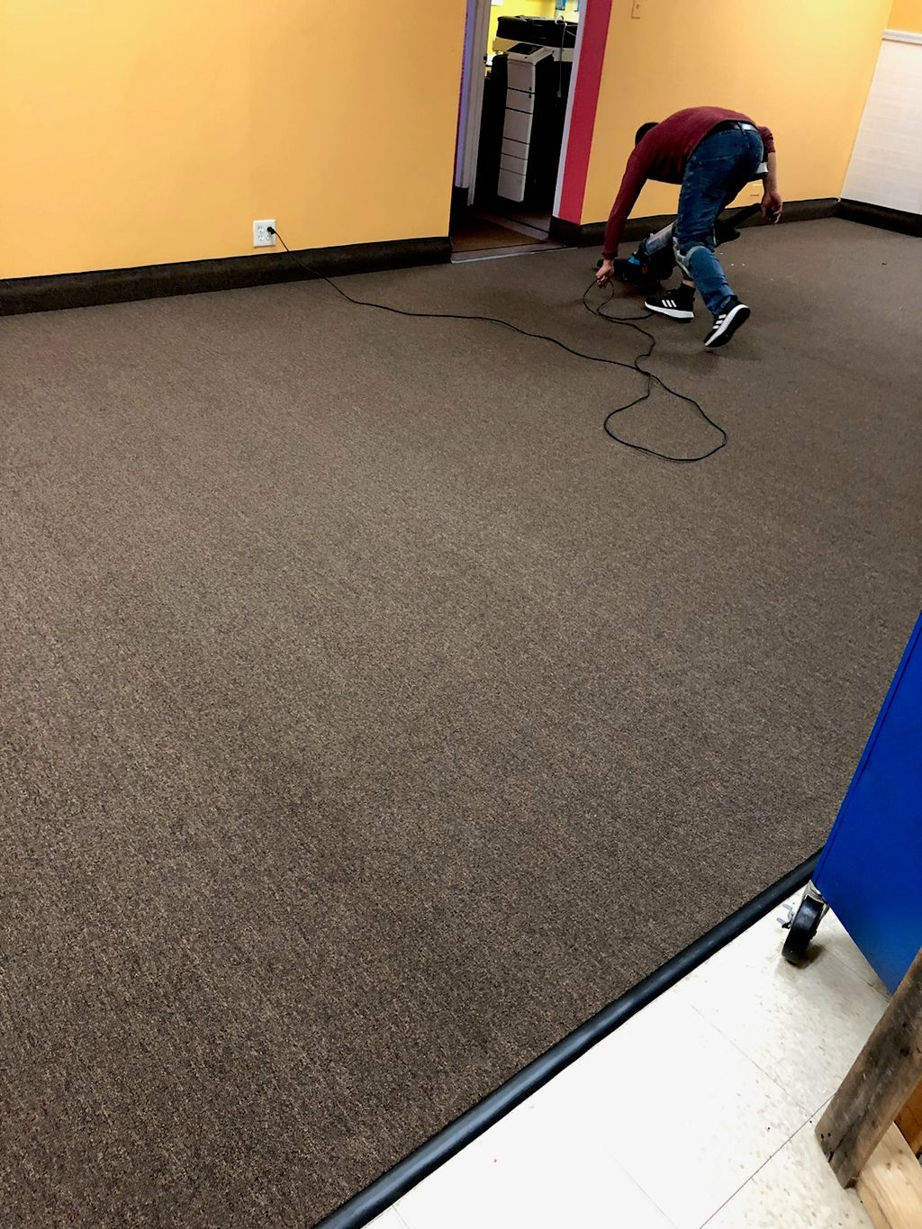 Day Care Carpet Replacement