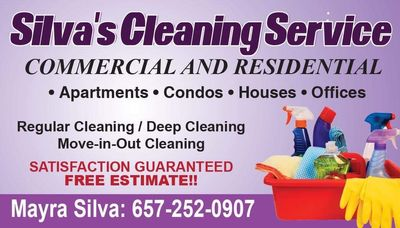 Avatar for Silva Cleaning Services Anaheim, CA Thumbtack