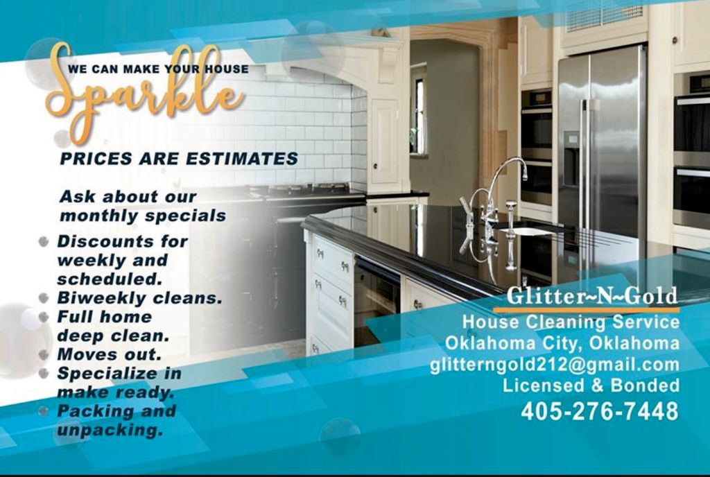 Glitter-N-Gold Cleaning Service