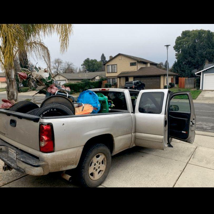 E.A junk removal & furniture moving