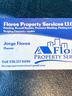 Avatar for Flores Property Services LLC.