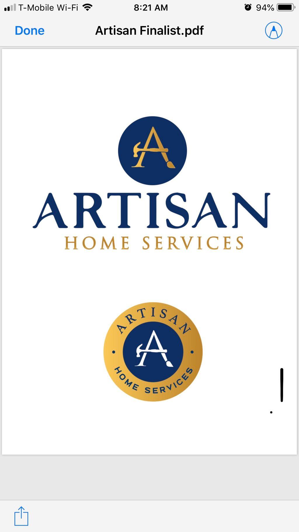 Artisan Home Services