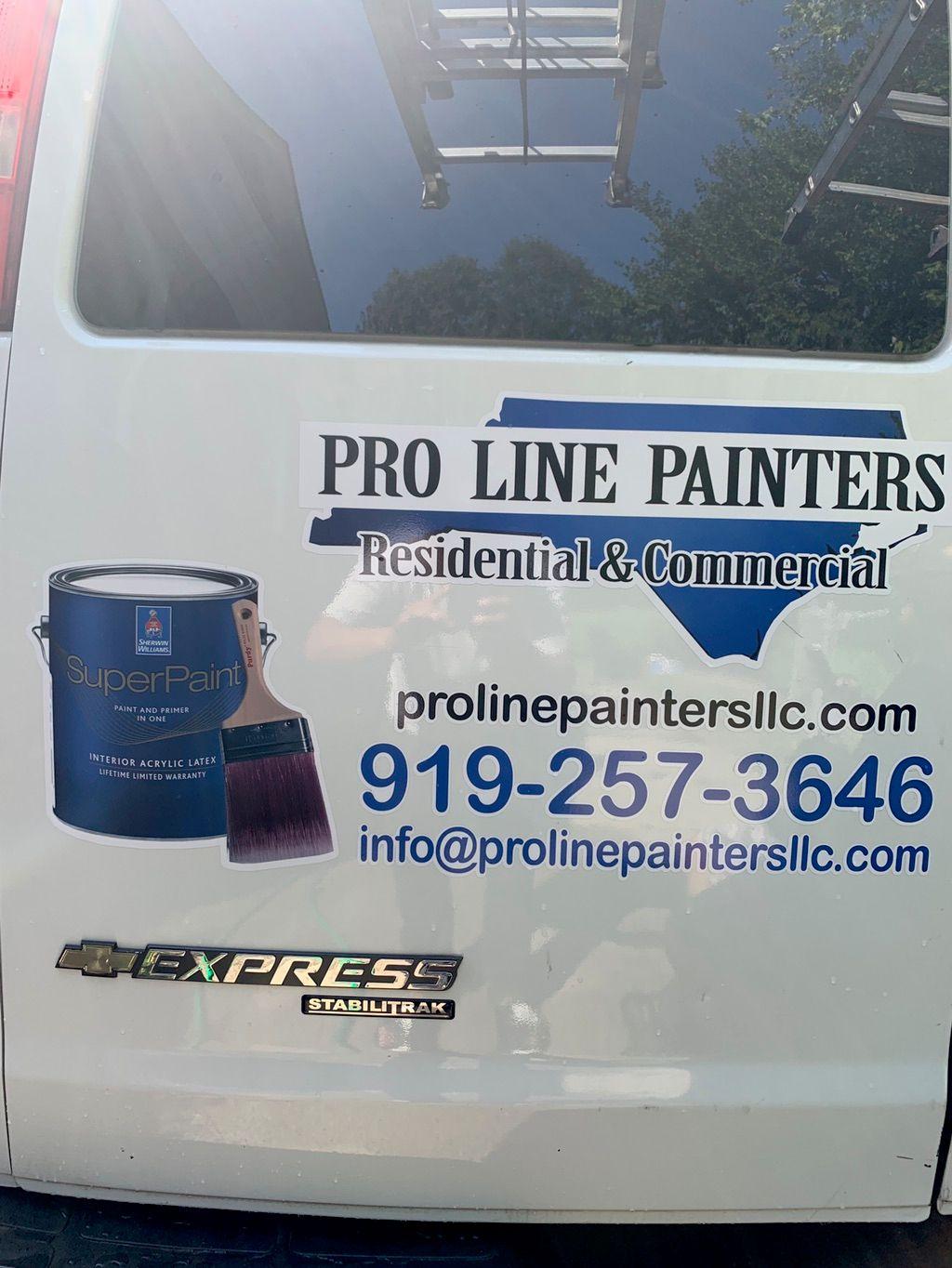 Pro Line Painters LLC.