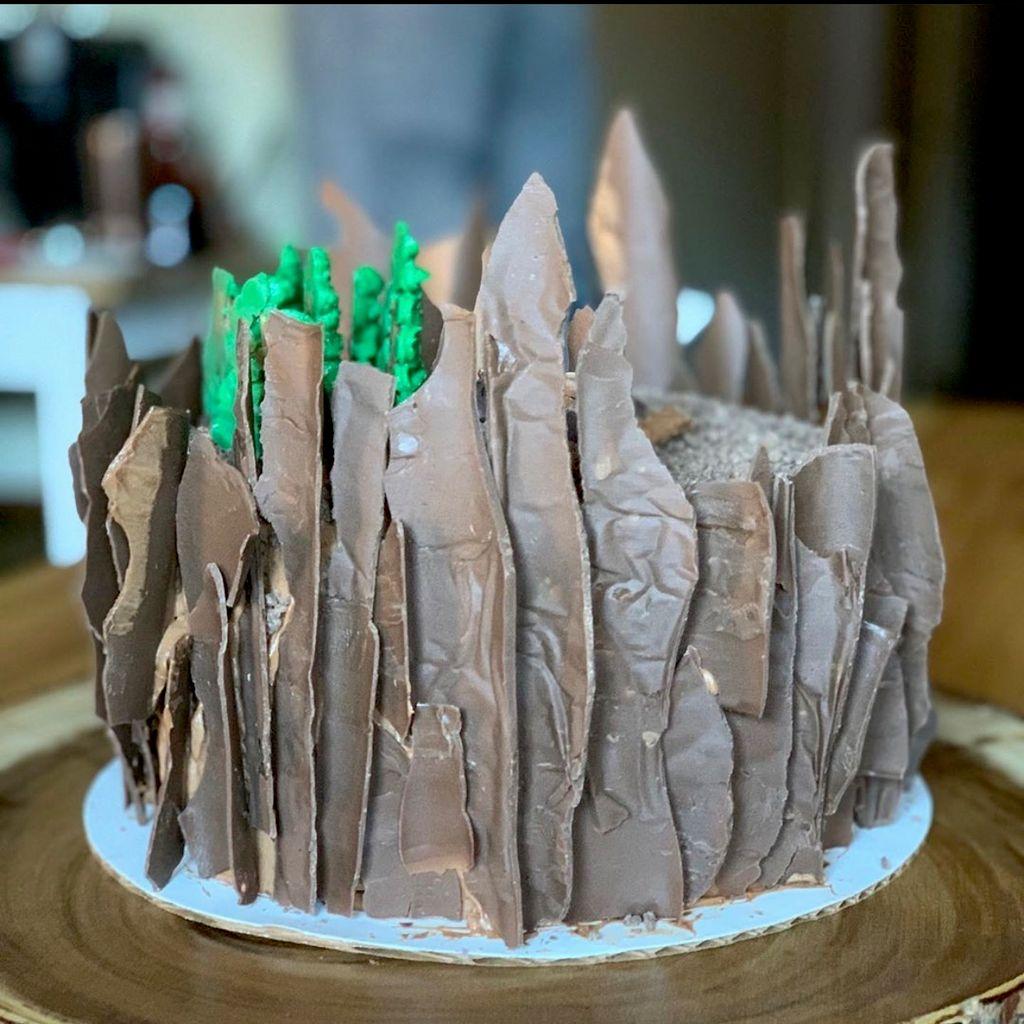 Forest Cake - Gluten-Free
