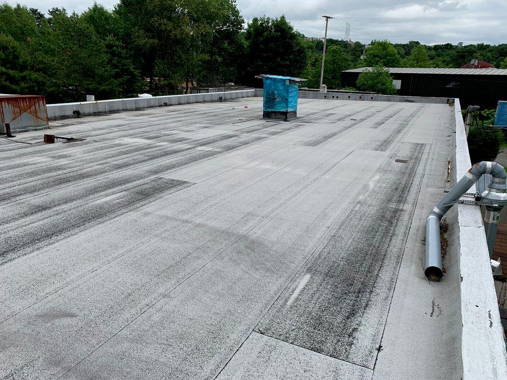 Roof Restoration System -Kenvil 2019
