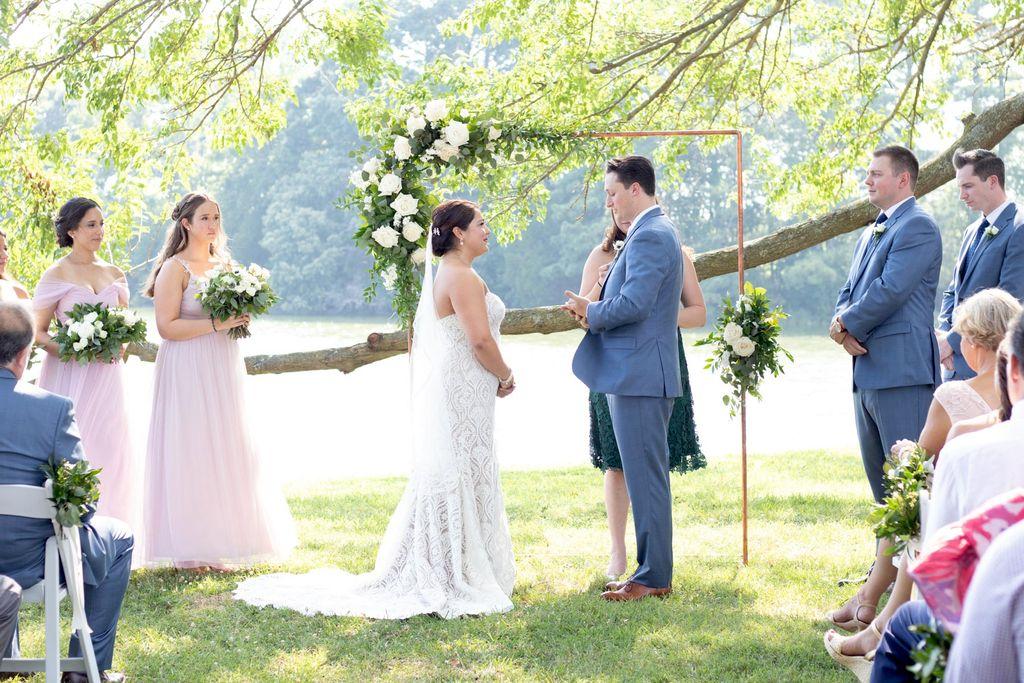 Rustic Wedding at Woodlawn Estate Farm