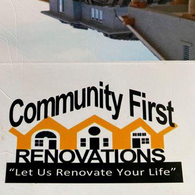 Avatar for Community First Renovations Nashville, TN Thumbtack