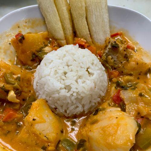 "Brazilian Fish Stew or ""Moqueca"""