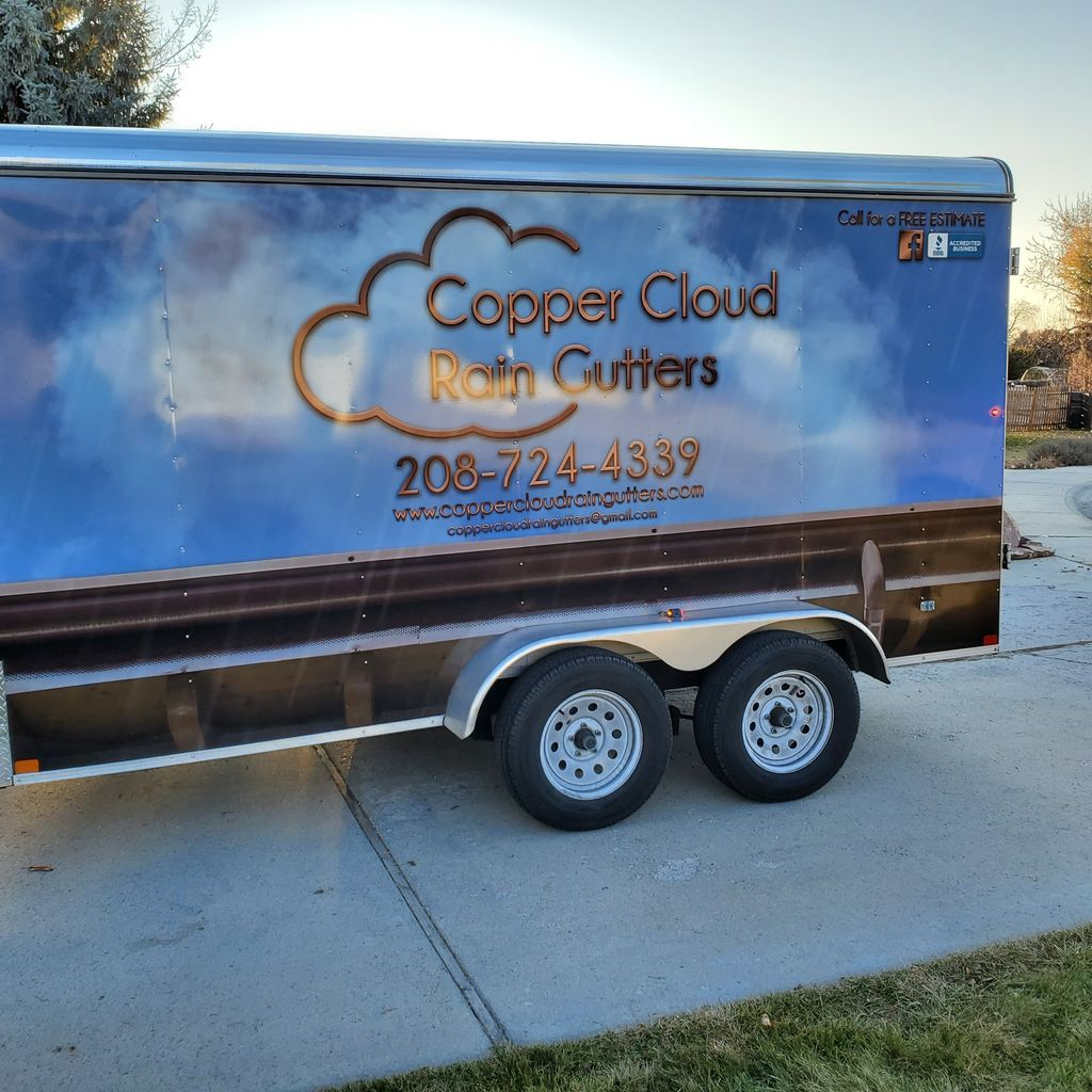Copper Cloud Rain Gutters LLC