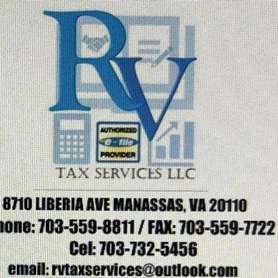 Avatar for RV TAX SERVICES LLC Manassas, VA Thumbtack
