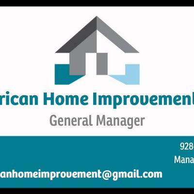 Avatar for American Home Improvement LLC Fairfax, VA Thumbtack