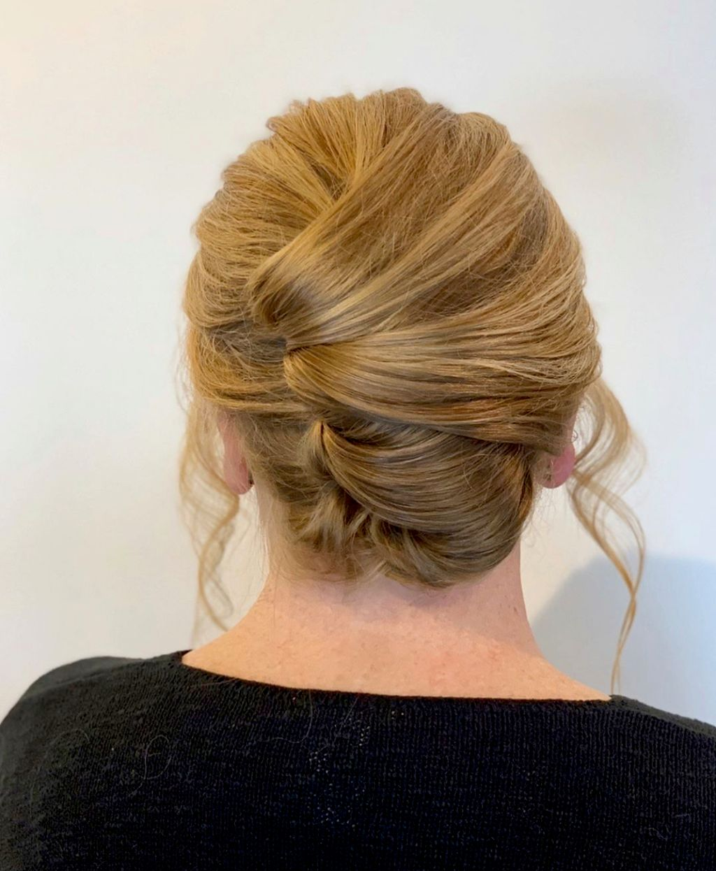 Engagement Party Updo
