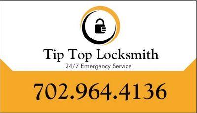 Avatar for Tip Top locksmith Las Vegas, NV Thumbtack