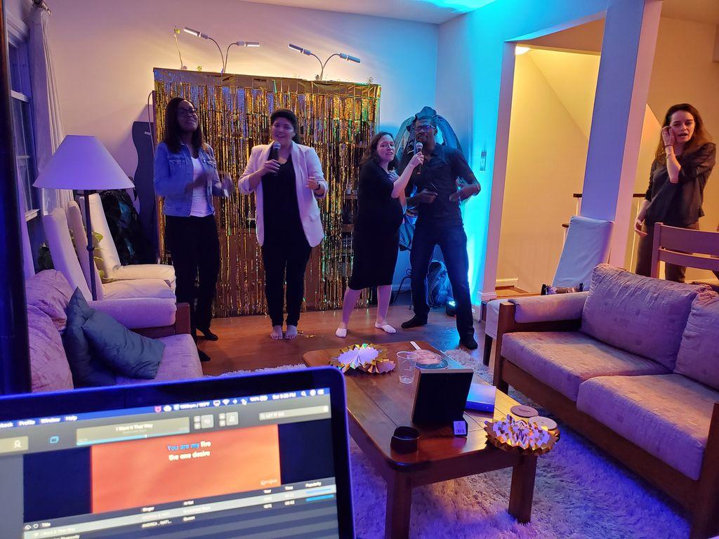 Babyshower Karaoke