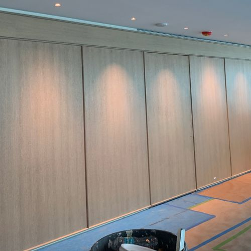 Imported wall panels