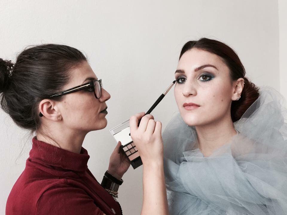 Lucrezia Mapelli Makeup Artist