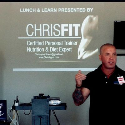 Avatar for ChrisFIT Private Personal Training Tulsa, OK Thumbtack