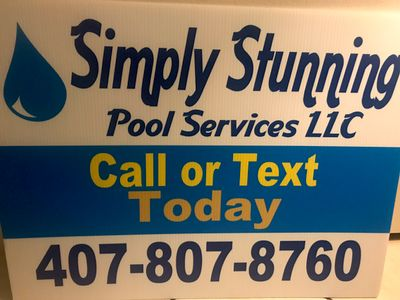 Avatar for Simply Stunning Pool Services Kissimmee, FL Thumbtack
