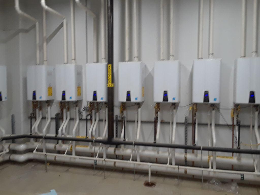 Instantaionus hot water heaters