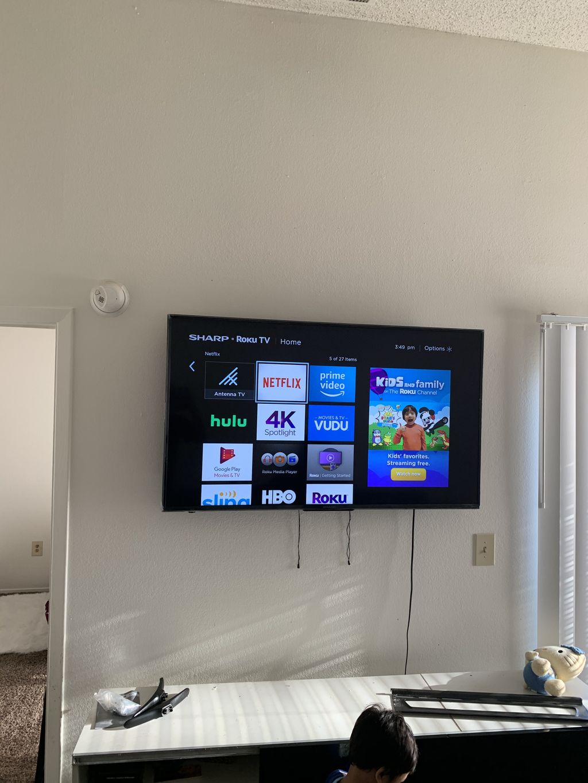 TV Mounting - Oklahoma City 2020
