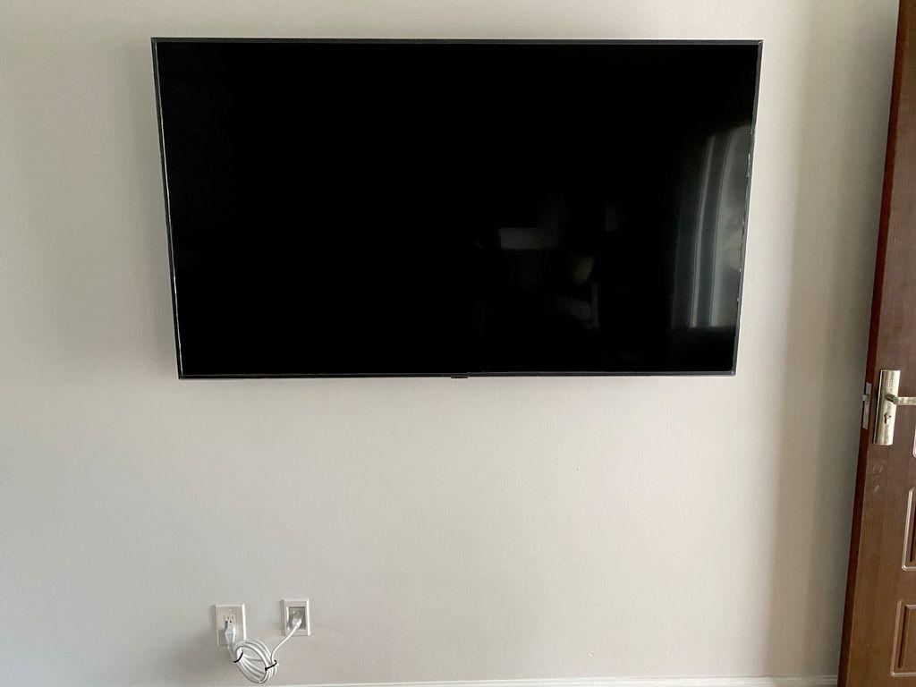Apartment Complex TV Installation