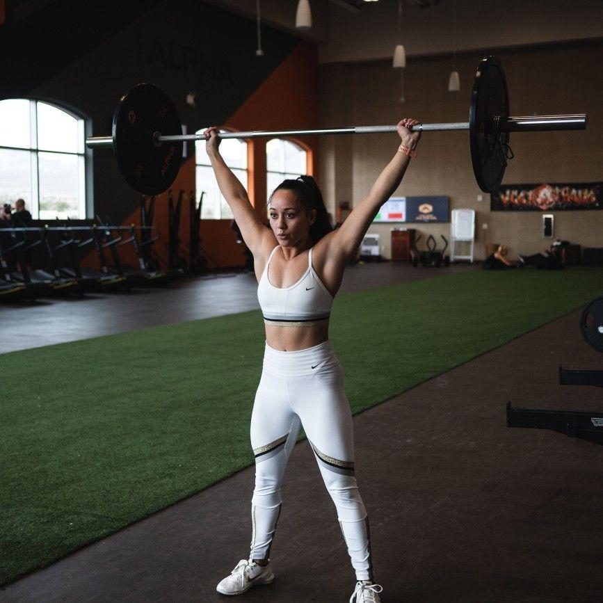 Kickbox & Weight Training by Mel
