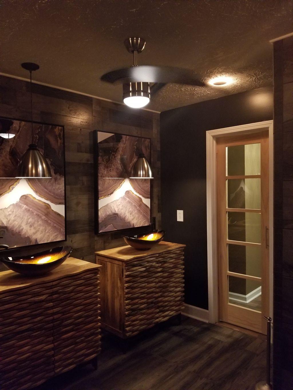 Double Head Shower Enclosure