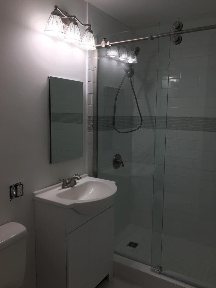 Couple bathroom photos