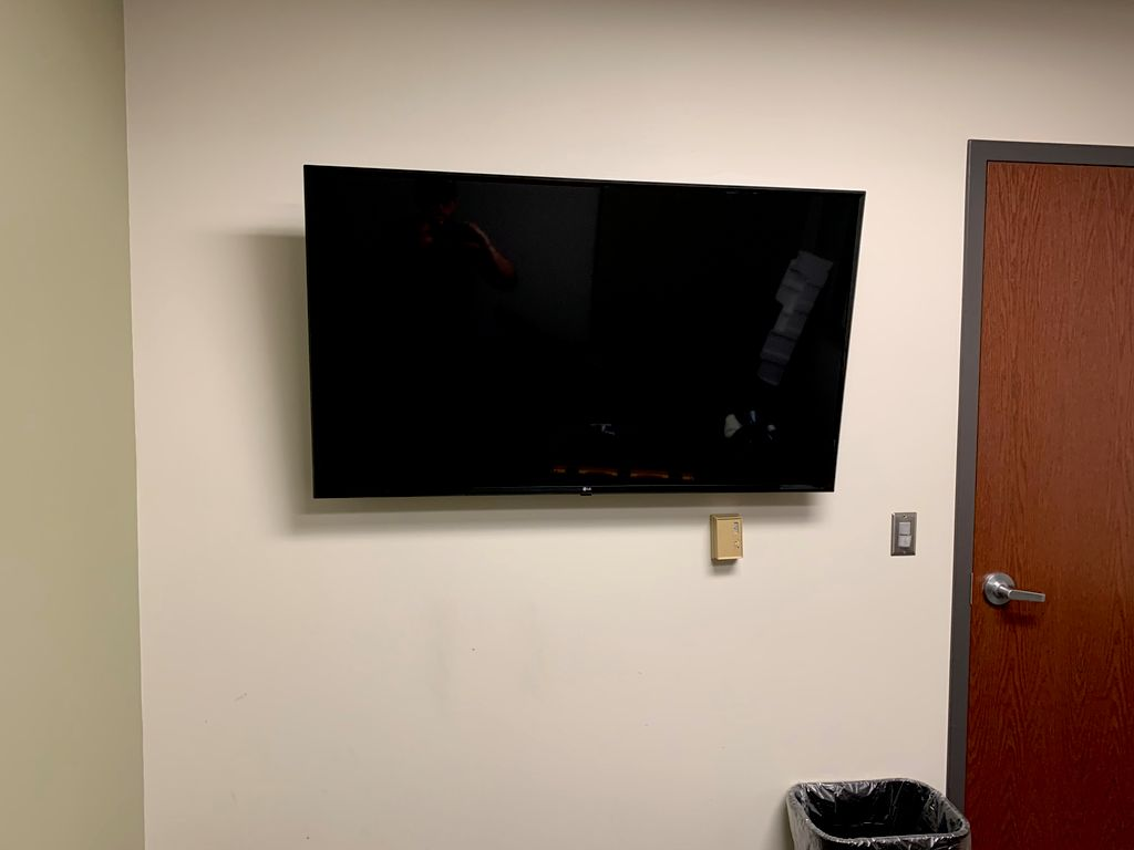 TV Mounting and Recycling of Old