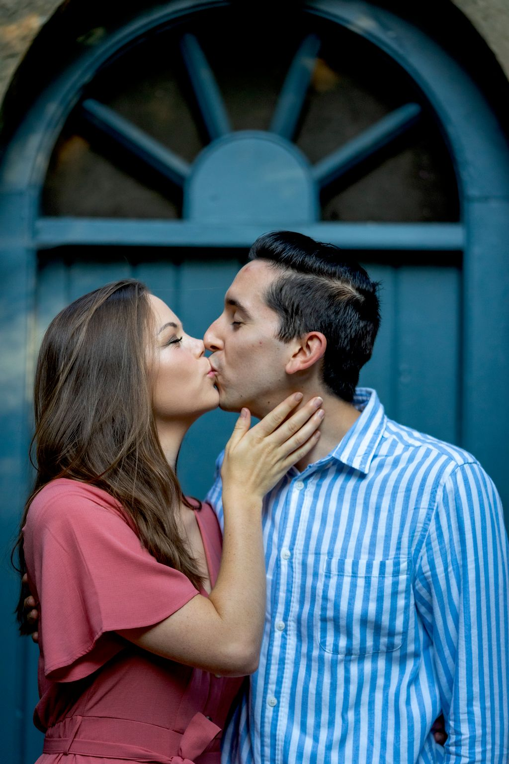 Engagement Photos in Old Town Alexandria