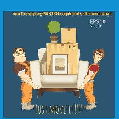 Avatar for Just move it movers Fort Wayne, IN Thumbtack