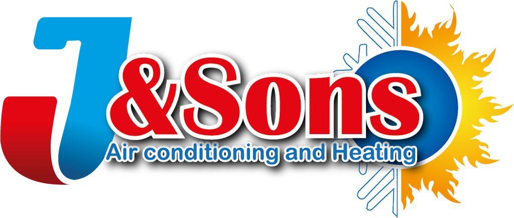 J & sons ac and heating llc
