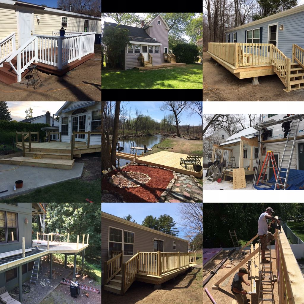 Deck and Additions Installs