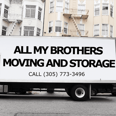 Avatar for All My Brothers Moving and Storage Miami, FL Thumbtack