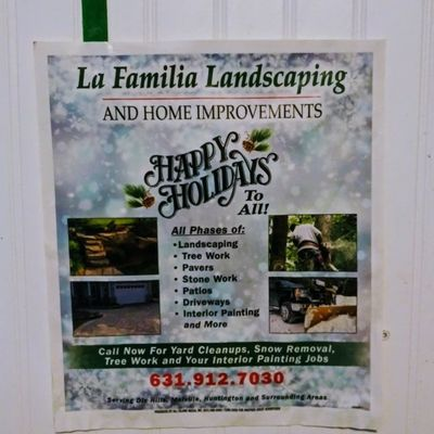 Avatar for La Familia Tree Service Huntington Station, NY Thumbtack