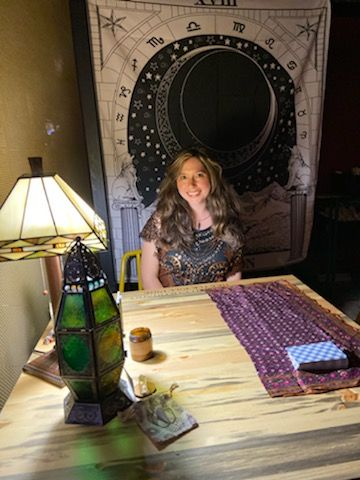 Tarot and Psychic Reader Entertainment - Austin 2020