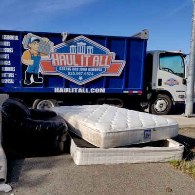 Avatar for Haul It All Junk Removal Livermore, CA Thumbtack