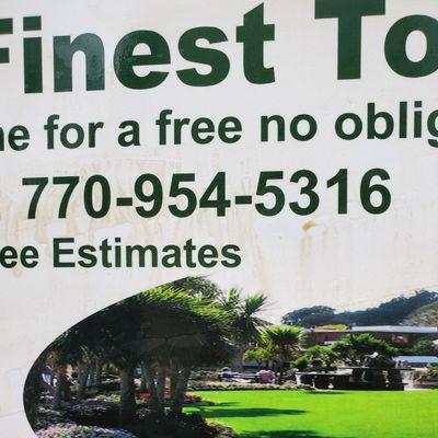 Avatar for Finest Touch landscape Gainesville, GA Thumbtack