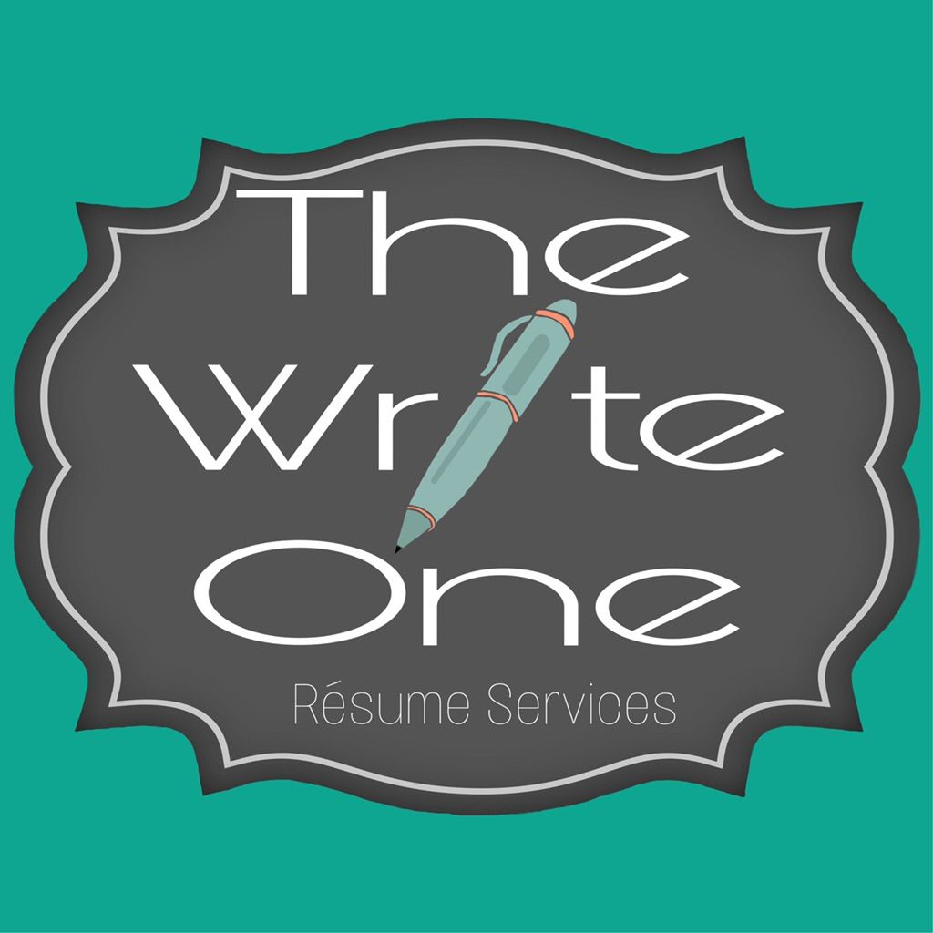 The Write One: Resume Services