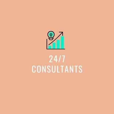 Avatar for 24/7 Consultants Washington, DC Thumbtack