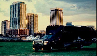 Avatar for Jax Black Car Transportation