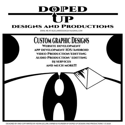 Avatar for DopedUp Designs and Productions Antioch, IL Thumbtack